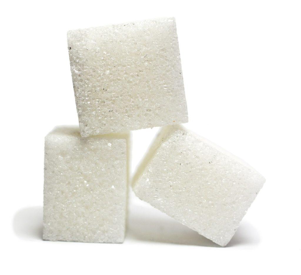 lump sugar, sugar, cubes